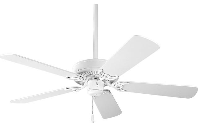 Progress Lighting Builder 42 5 Blade Ceiling Fan Blades Included