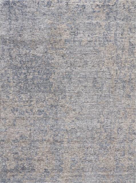 """Nourison Ellora Graphite Area Rug, 9'9""""x13'9"""""""
