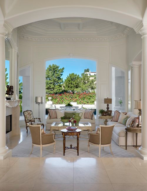 Inspiration for a timeless home design remodel in Phoenix