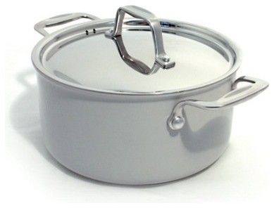 beka chef eco logic 3 8 qt 8 covered casserole pan. Black Bedroom Furniture Sets. Home Design Ideas