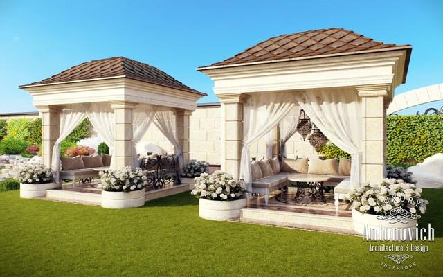 landscaping Dubai from Luxury Antonovich Design