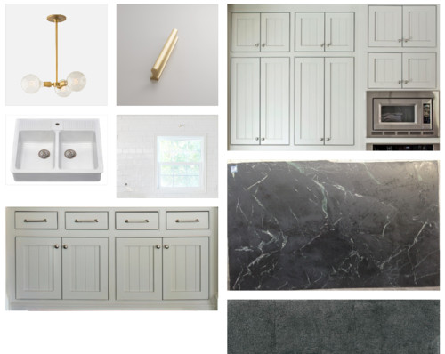 Color Question Seeking The Best Greygreige For Our Cabinets - Best gray color for cabinets