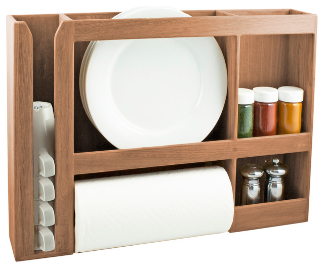 Teak Dish Rack Transitional Pantry And Cabinet Organizers By Seateak