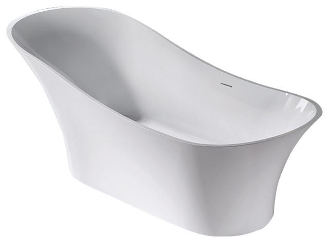 Vienne Freestanding Soaking Tub.