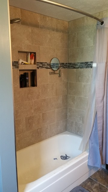 Bathroom Remodels Contemporary Cleveland By Medina Exteriors Remodeling
