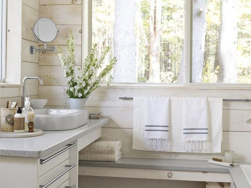 How To Whitewash Plank Boards For Bathroom - What type of paint for bathroom