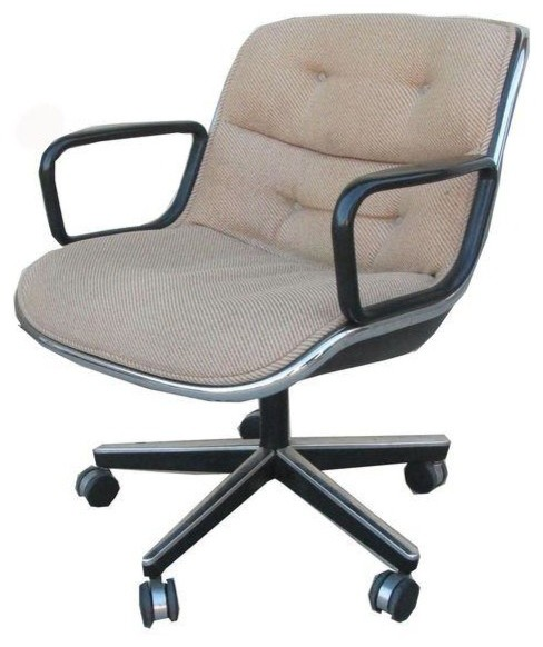 Charles Pollock Knoll Executive Office Chair