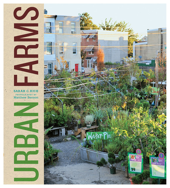 Urban Farms Book