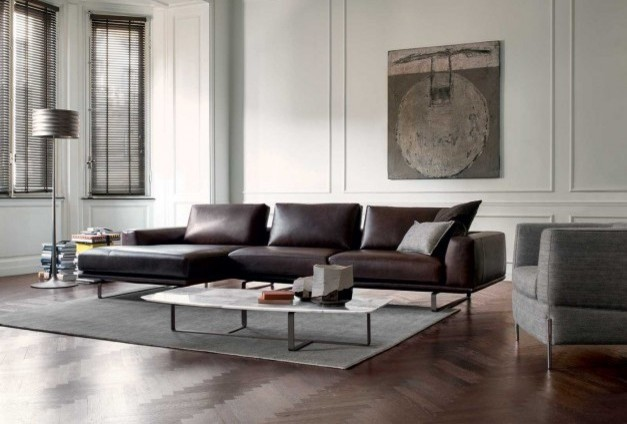Tempo sectional by natuzzi italia Sofa quadratisch