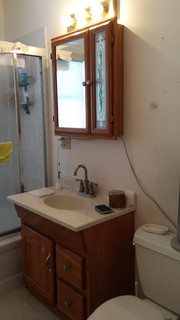 Our 5x8 bathroom from drab to fab 5x8 bathroom remodel