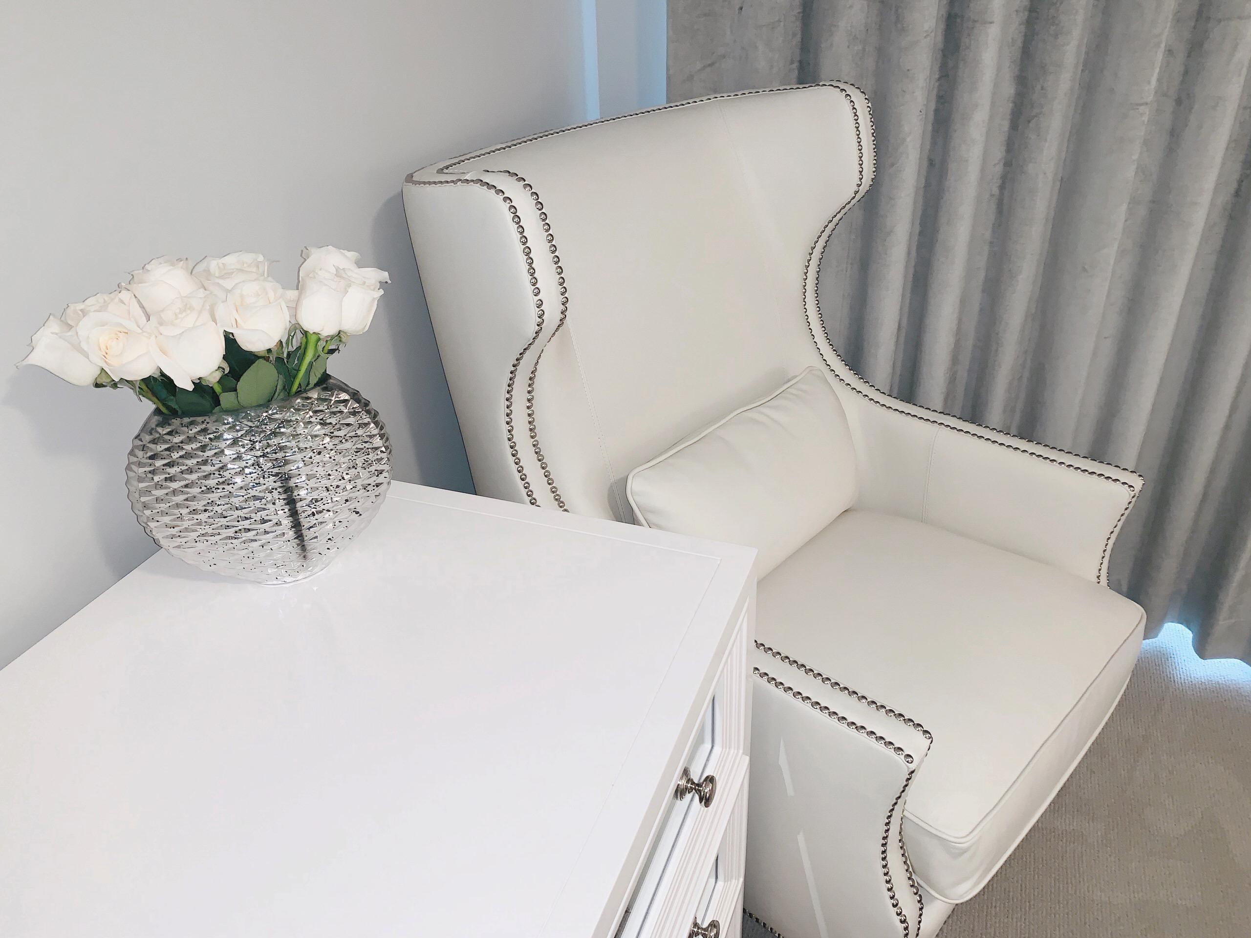 Elegant and Timeless Master Bedroom