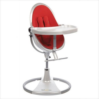 Ordinaire Bloom Fresco High Chair In Rock Red