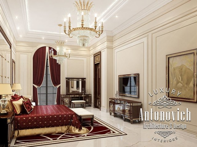 Bedroom Interior Design From Antonovich Design Other