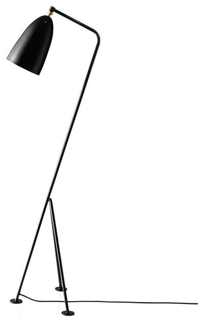 Hyggelig Grasshopper Floor Lamp - Midcentury - Floor Lamps - by Macer Home OD-38