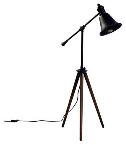 casa del nautical tripod lamp
