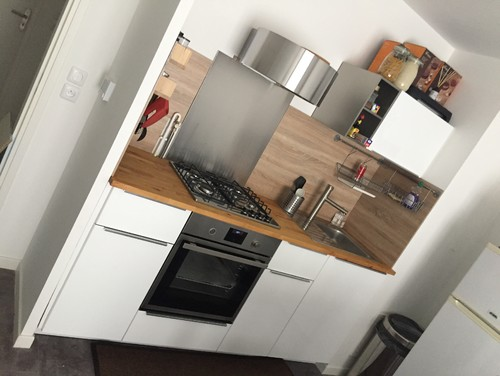 Am nagement s jour cuisine de 20m2 - Amenagement salon keuken m ...