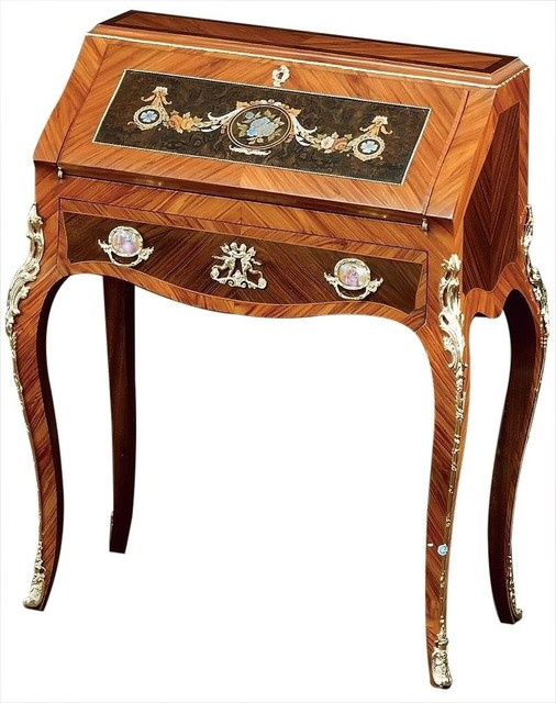 desk david michael formal furniture traditional desks and hutches by euroluxhome