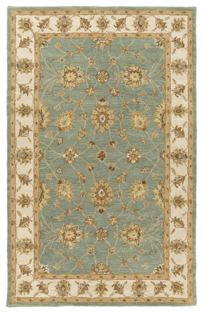 Surya Rug Co. - Middleton II AWHR-2058 - 8ft 0in x 11ft 0in Teal