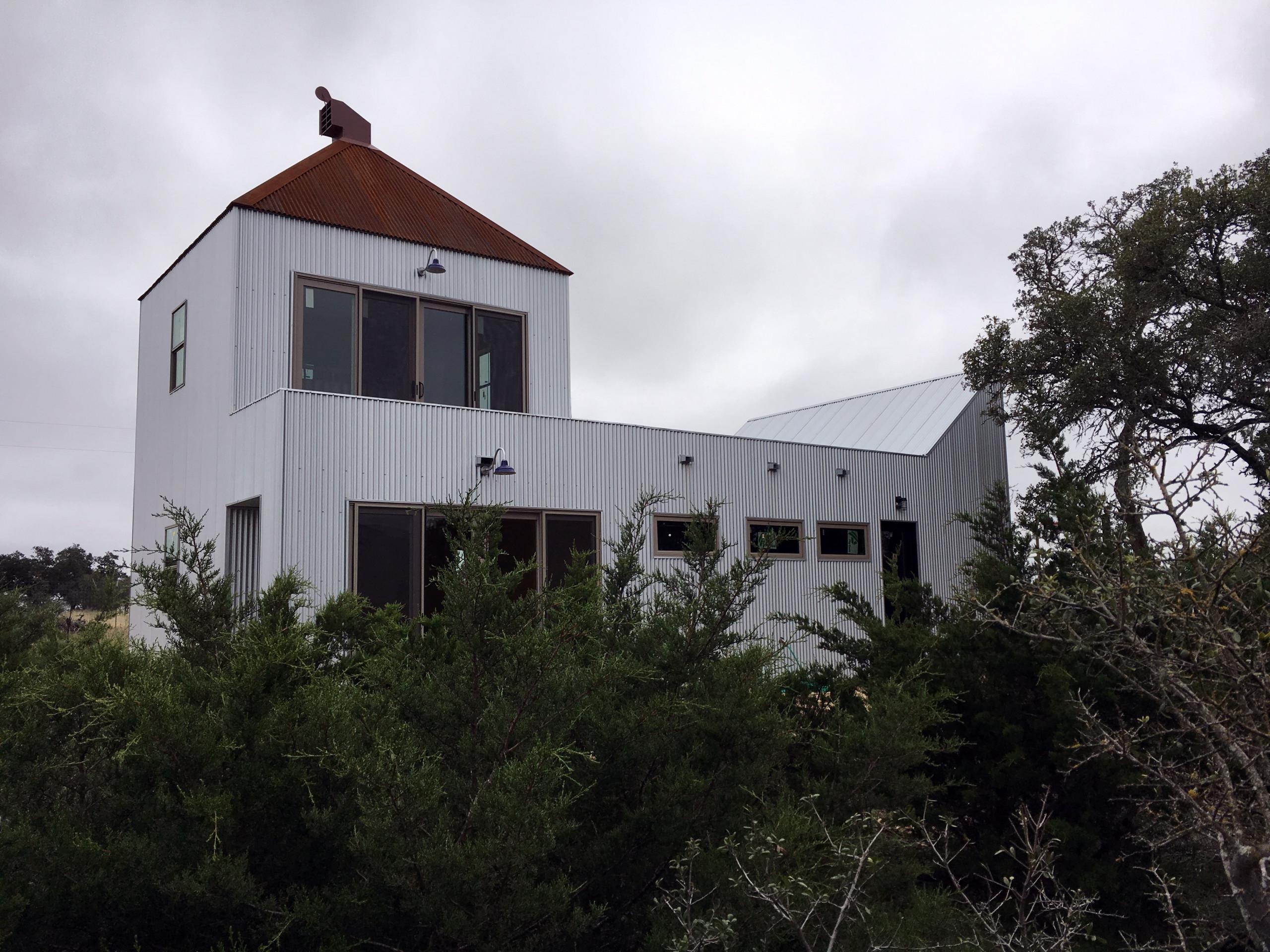 Silos House