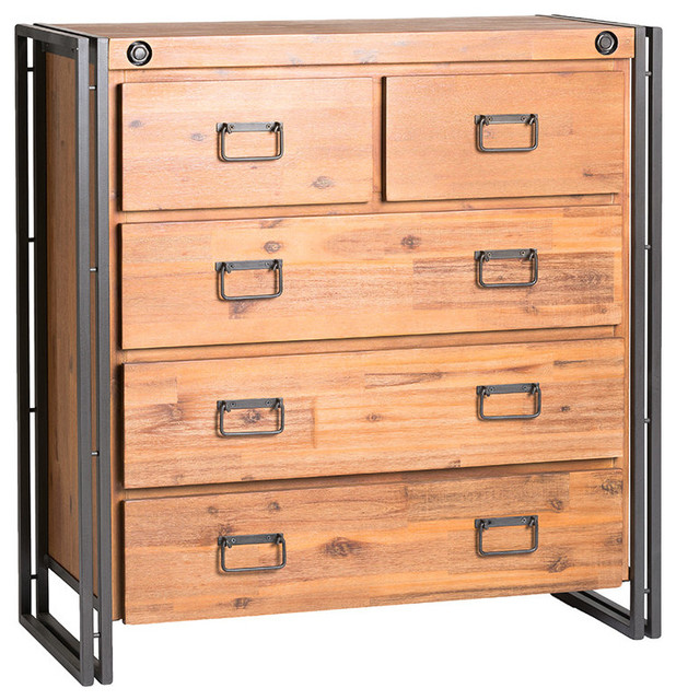 Brooklyn Cabinet - Contemporary - Dressers - by South First Home