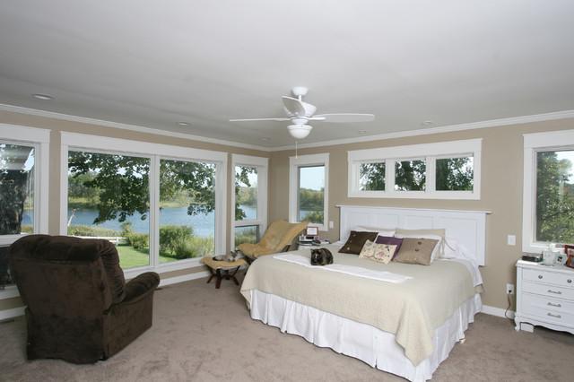 Ada master suite for Ada bedroom