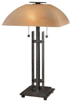 Minka Lavery 10352-357 2 Light Table Lamp.