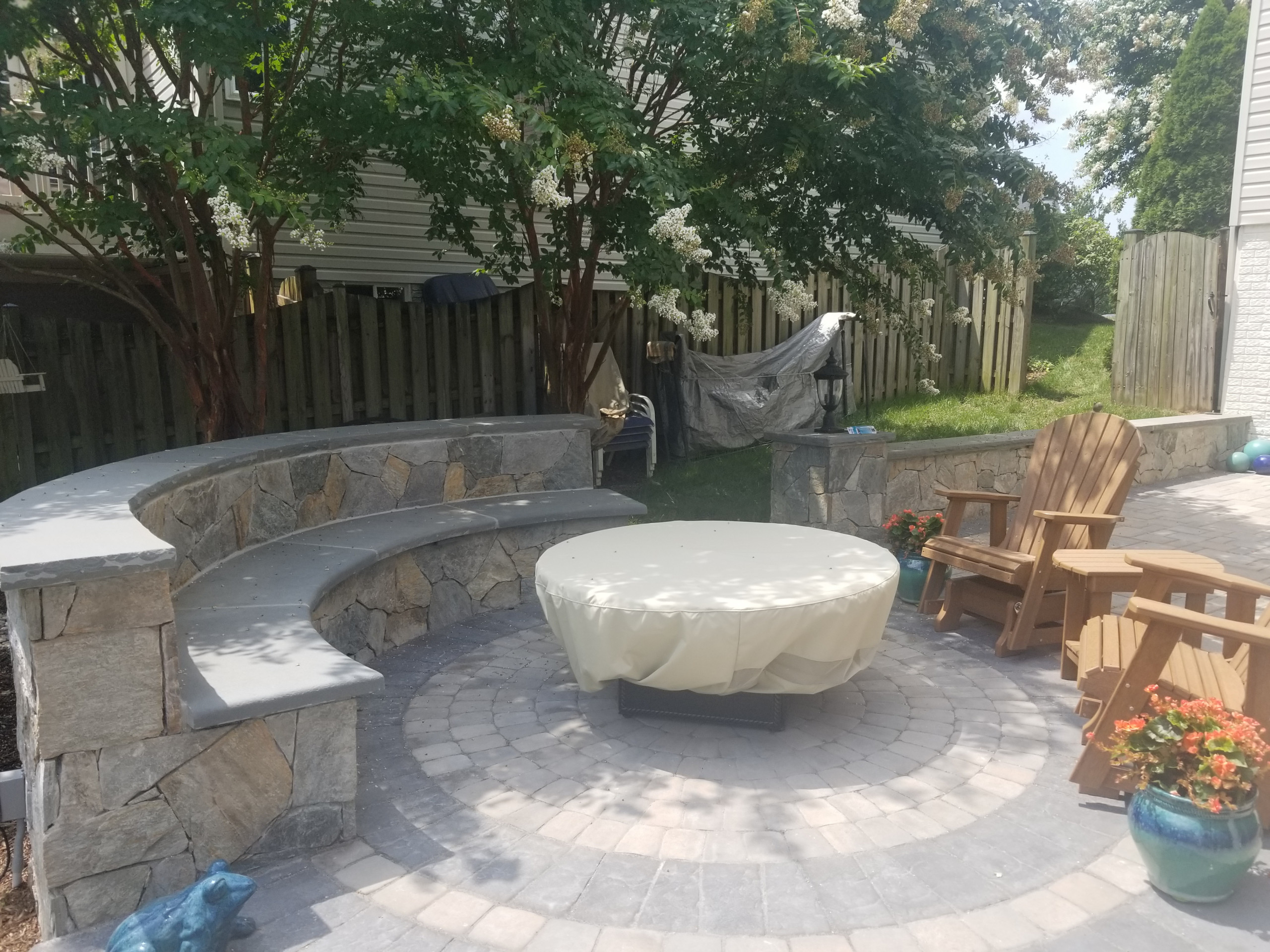 Walls and Hardscapes