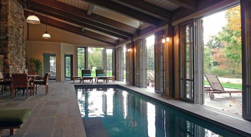 Pool Room traditional pool