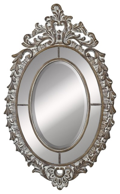 Isabela Oval Mirror.