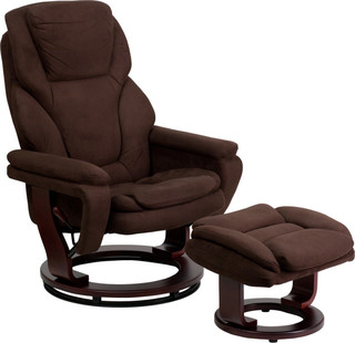 Flash Furniture Recliners MicroFiber Contemporary Recliners