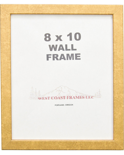 classic gold frame 5x7 11x14 traditional picture frames
