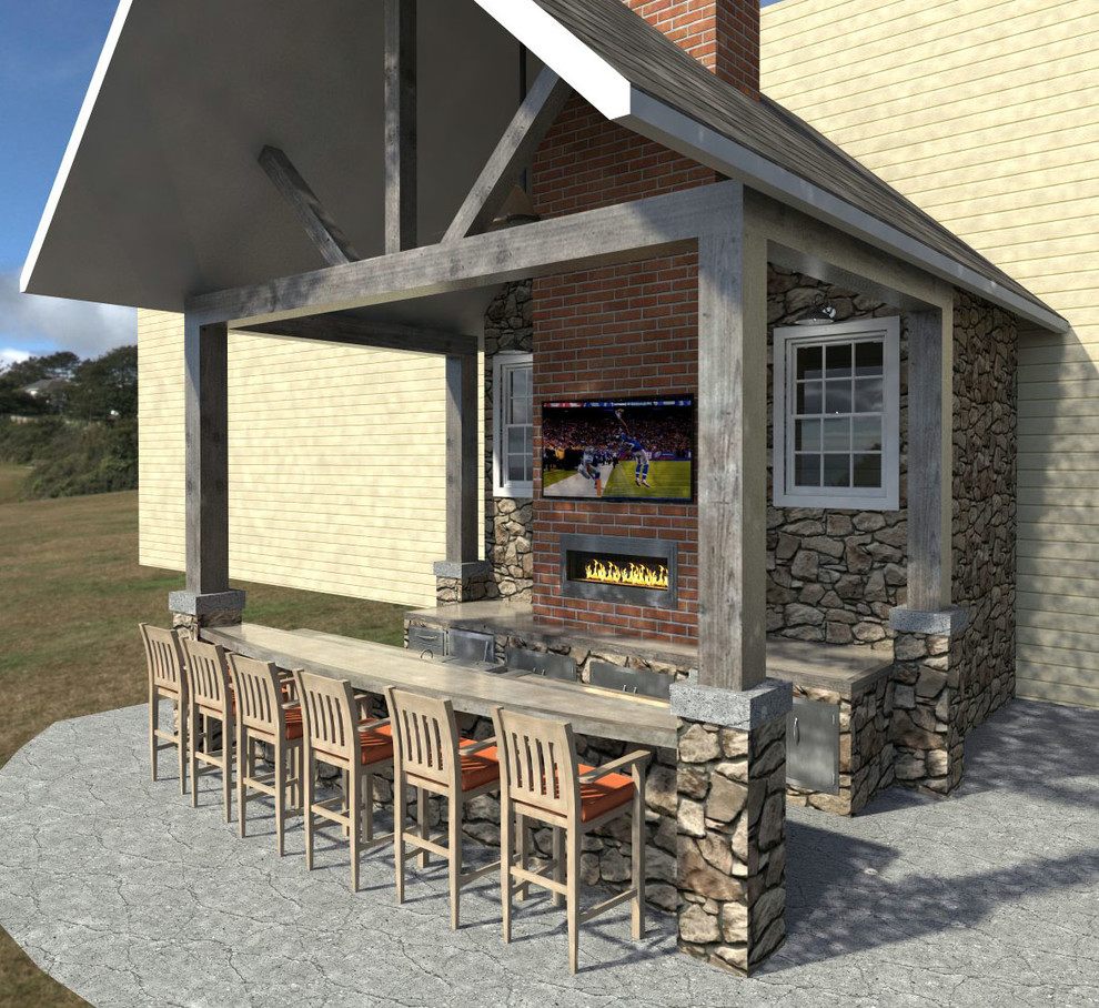 Exterior Projects / Renderings