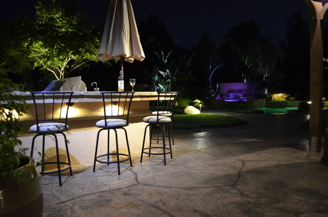 outdoor lighting los angeles di lifescape designs