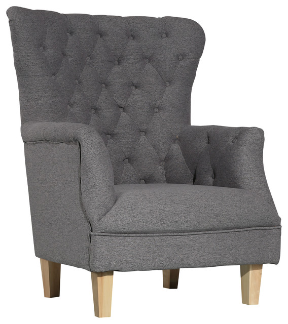 Terrific Poly And Bark Corvair Highback Accent Chair Onthecornerstone Fun Painted Chair Ideas Images Onthecornerstoneorg