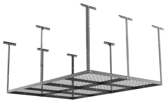 4'x8' Overhead Garage Ceiling Storage Rack 48'' W x 96''L ...