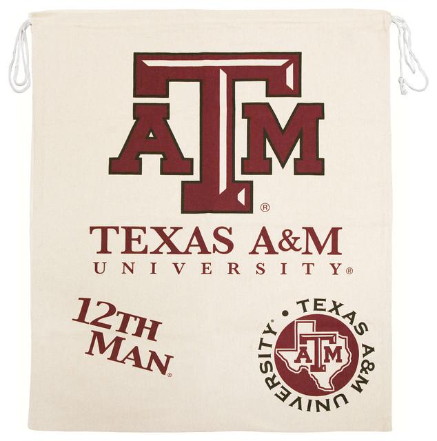 Ncaa Licensed Collegiate Laundry Bag, Texas A&m University.