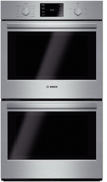 Bosch 30 Quot Electric Double Wall Oven Stainless Steel