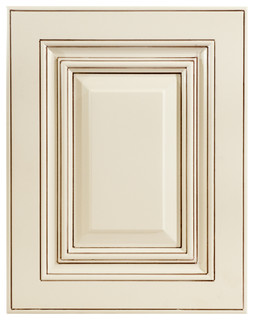 RTA Cabinets Door Sample - Traditional - Kitchen Cabinetry - by Cabinet Mania