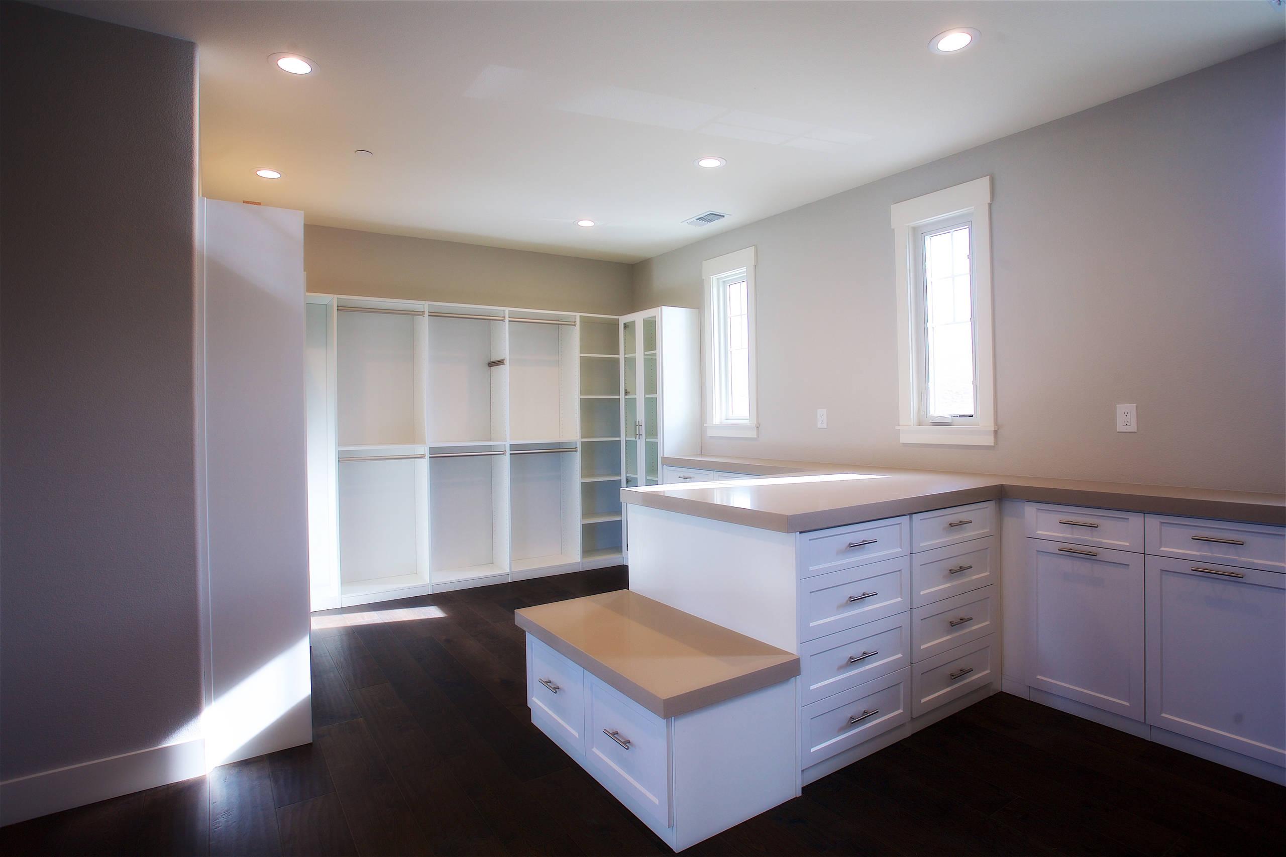 Master Bedroom Closet Remodel