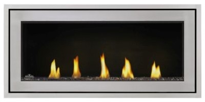 Napoleon Acies 38 Direct Vent Natural Gas Fireplace - Package 4