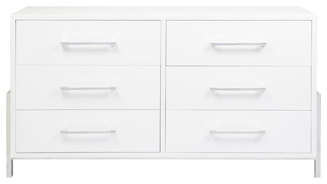 Bennett White Dresser, Bennett Whn.