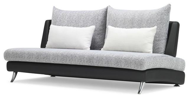 Palms Modern Modular Sectional 3-Seater Sofa contemporary-sofas