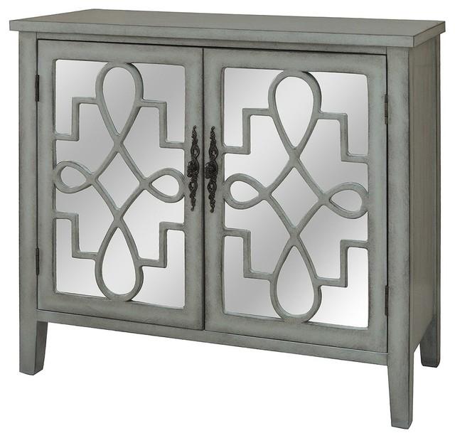 Superior Mirrored Cabinet