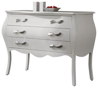 C95 Dresser, White