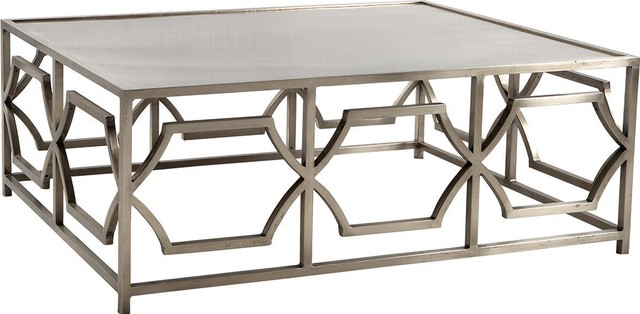 Telford Industrial Rectangular Coffee Table.