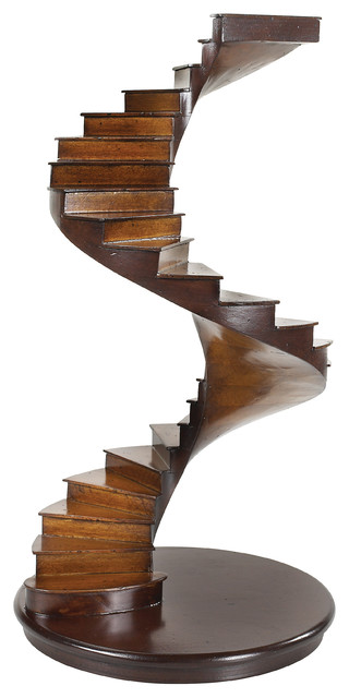 Authentic Models Spiral Stairs