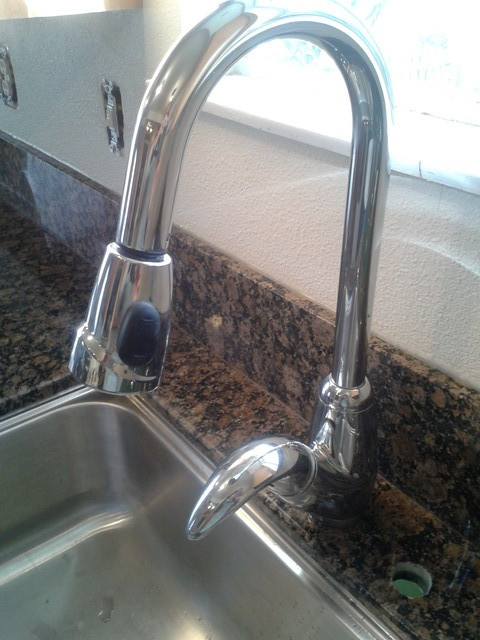 waterridge faucets?