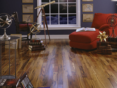 eclectic wood flooring by br111.com