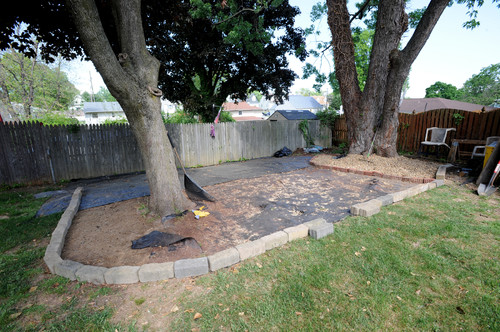 Backyard Ground Cover Ideas 25 best ideas about fire pit area on pinterest back yard backyards and backyard patio Ideas For My Hammock Zone Ground Cover