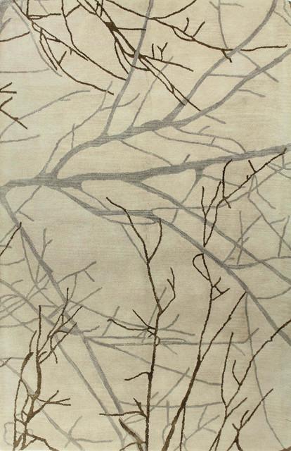 Bashian Claire Area Rug, Ivory, 8.6'x11.6'
